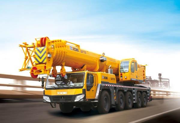 湖南省明威吊装运输服务有限公司-湖南500吨吊车-500